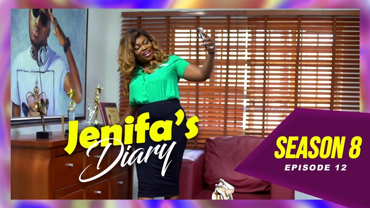Download Jenifa's Diary S8EP12 - DISC JOCKEY    (JENIFA In LONDON)
