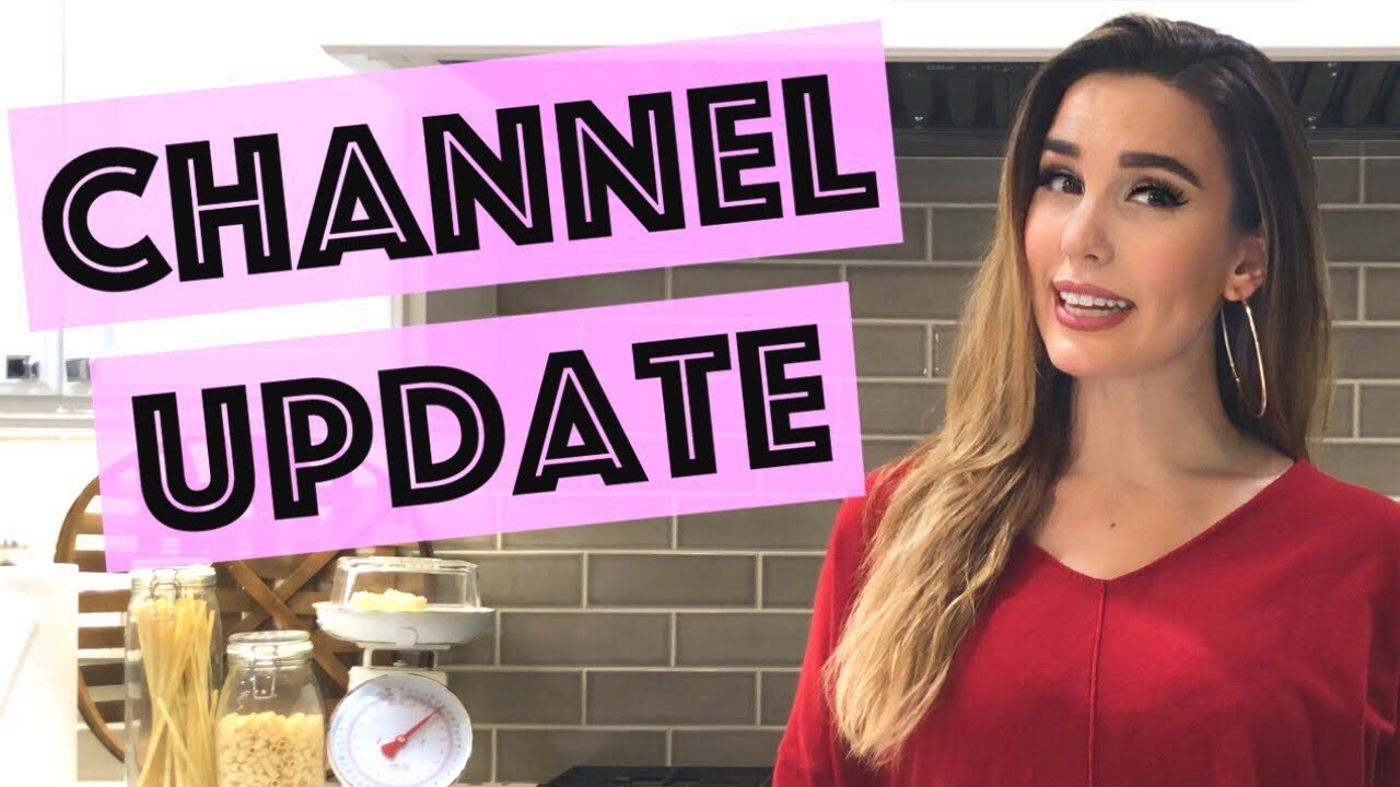 What S Happening With Christy S Kitchen Throwback Channel Update Youtube