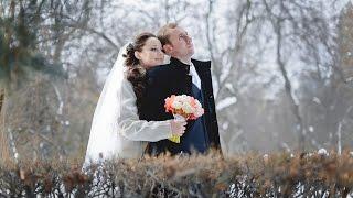 Ольга и Сергей. Wedding day (by Yu.Ryabinichev)