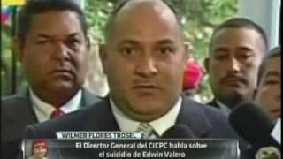 El boxeador venezolano Edwin Valero asesina a su mujer y después se suicida
