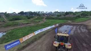 Сбежавший трактор с AgLeader на БизонТрекШоу 2016! смотреть всем!