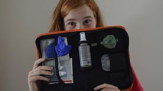 New! - Protect Yourself From Bed Bugs While Traveling: Beap Co. Deluxe Bed Bug Travel Kit
