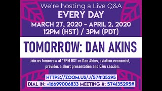 Q&A Webinar - Dan Akins : Ratification Bonus : Rumor Control : Q&A