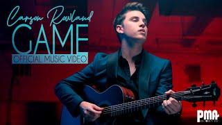 Carson Rowland - Game (Music Video)