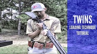 "SHOTGUN SPEED RELOAD TUTORIAL: TWINS LOADING |  ""DROPPING DEUCES"""