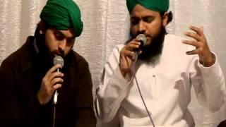 Cheeran enj charinda yar hamd by Usman Raza Attari
