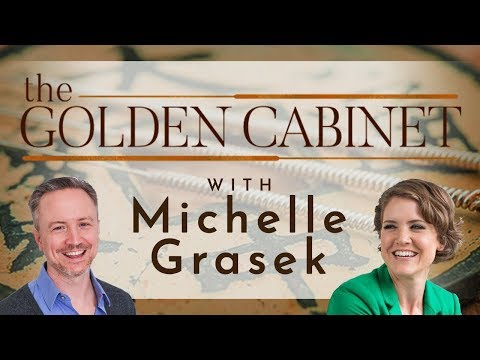 Interview with Michelle Grasek | The Golden Cabinet Podcast Episode #4