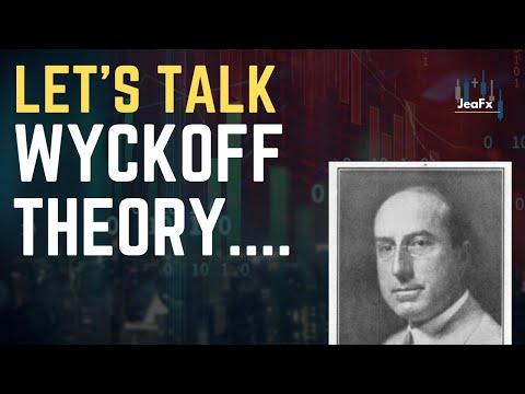 Let's Talk Wyckoff! | Forex Accumulation & Distribution Trading - JeaFx 📈