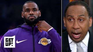 Lakers are on track to becoming the Mets of L.A. - Stephen A. | Get Up!