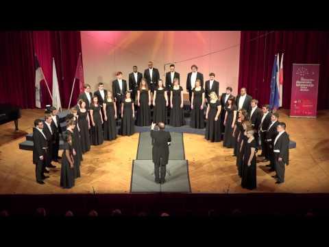 East Carolina University Chamber Singers: Crucem tuam adoramus, Domine