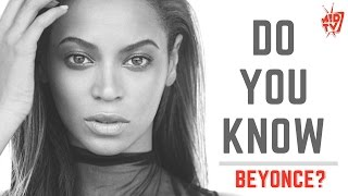 Do You Know BEYONCE?   MUSIK !D TV