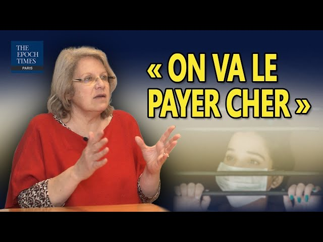 Dr Violaine Guérin : « Confiner les gens sains, c'est du jamais-vu »