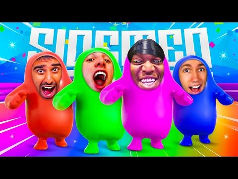 The SIDEMEN play FALL GUYS (Sidemen Gaming)