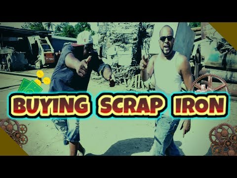 FugiTECH - Buying Scrap Iron [2018] (Official Video)
