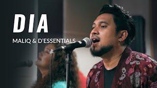 Dia - Maliq & D'essentials | Live Cover Studio Session (Acoustic Band)