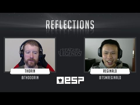 'Reflections' with Reginald (LoL)