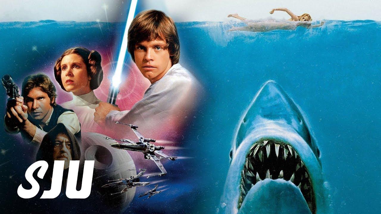 How Jaws & Star Wars Gave Us The Avengers | SJU - YouTube