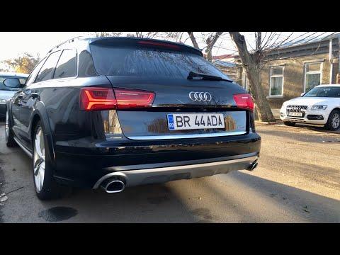 Audi A6 Allroad 3.0 BiTDI Cold Sound Exhaust (Kufatec)
