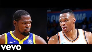 Kevin Durant feat. Russell Westbrook - Not Friends (Music Video)