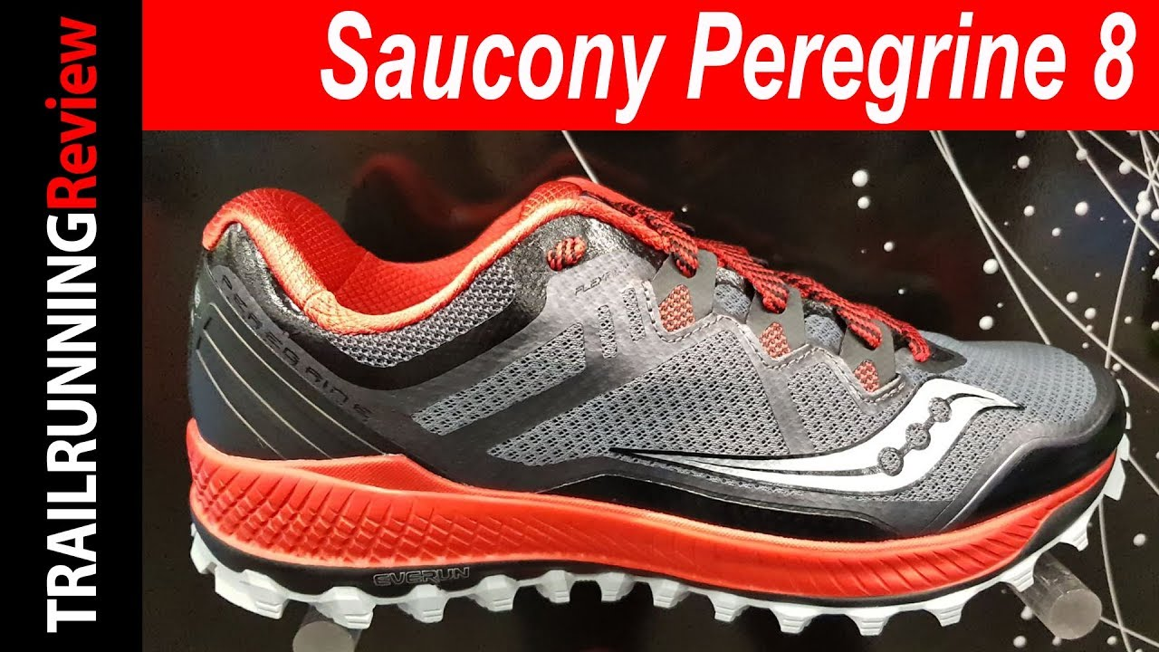 huge selection of e1f1c 1e7be Saucony Peregrine 8 Preview
