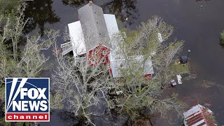 North Carolina lieutenant governor on Florence's flooding