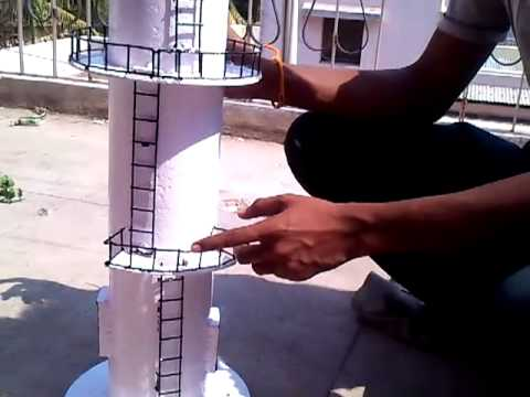 Chimney Design and model project