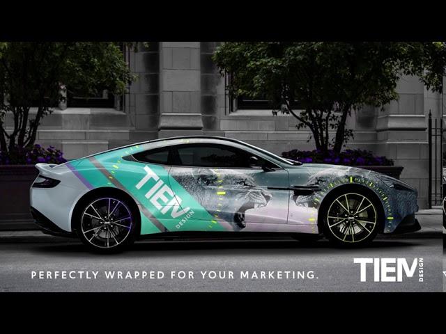 TIEM for a car wrap