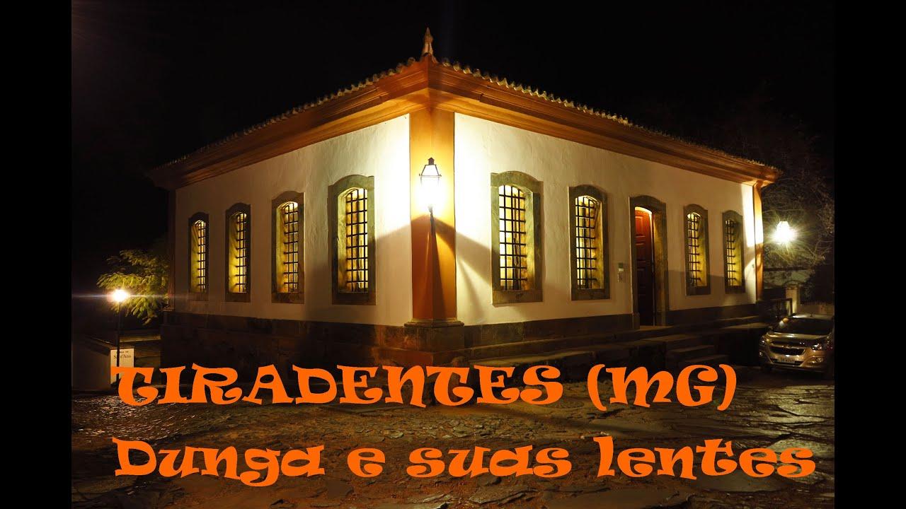 Imagens De Uma Noite Abençoada: TIRADENTES (MG) EM SUA BELEZA NOTURNA