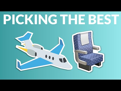 How To: Pick The Best Airplane Seat Using SeatGuru