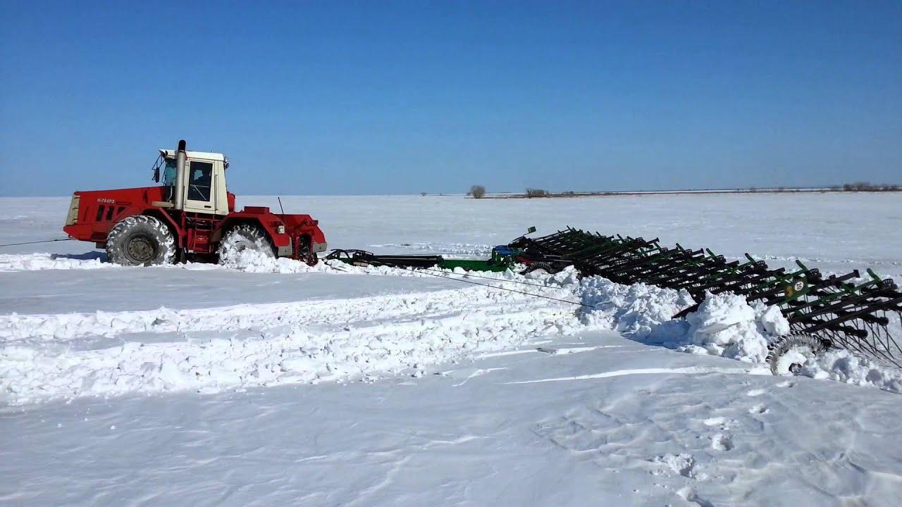Трактор «кировец» к-744р4 комплектация