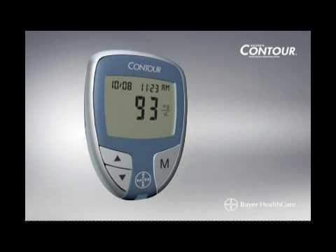 ascensia contour blood glucose monitoring system instructional rh youtube com ascensia contour blood glucose meter instructions Bayer Contour Light