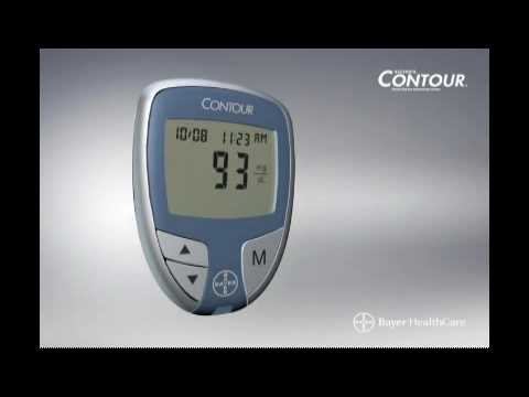 Ascensia Contour Blood Glucose Monitoring System - Instructional Video (Part 1 of 2)