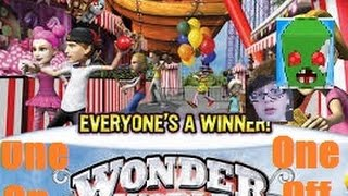 Wonder World - Mike and the Silver Afro Pt.0