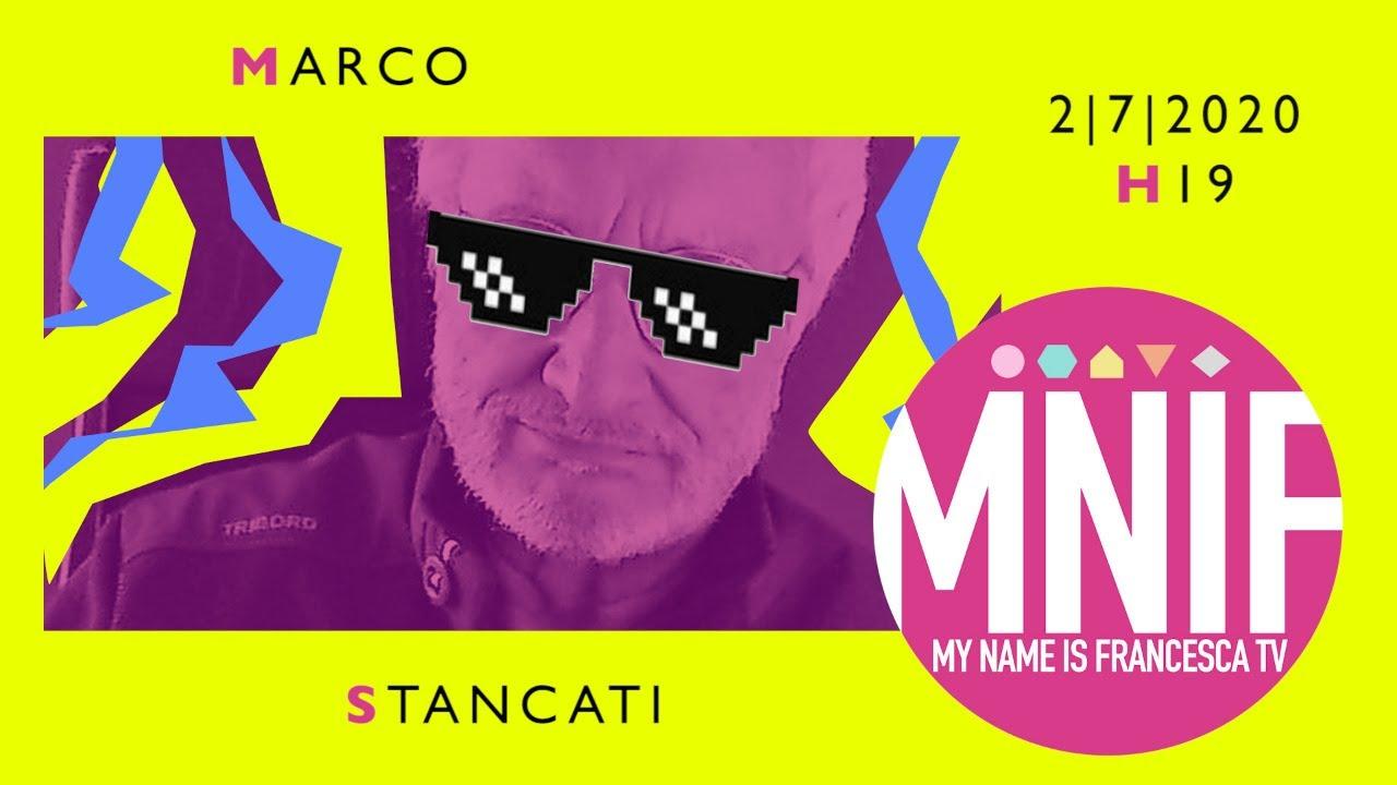 MNIF TV in conversazione con Macro Stancati