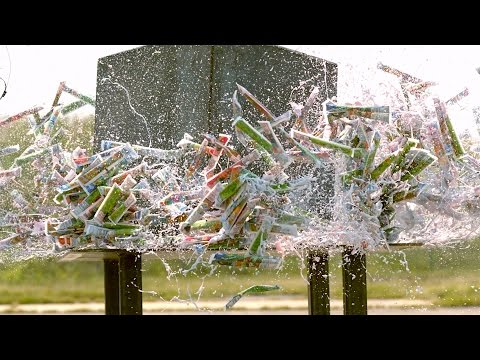 Massive Crusher - The Slow Mo Guys