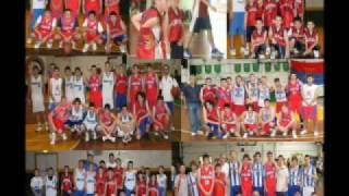 Red Stars Basketball Club at DMC 2008 in Sydney