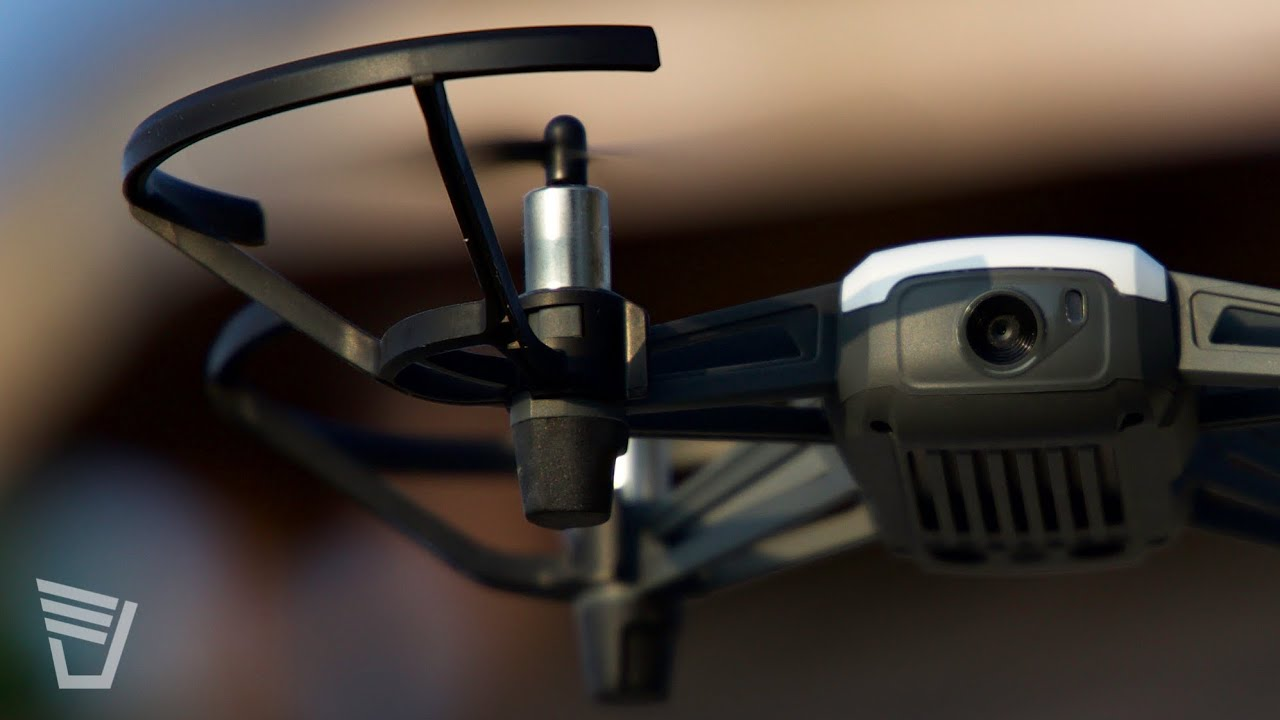 Tello, the low cost, high tech, programmable drone @TheDroneGirl
