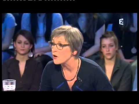 Fabienne Boulin Burgeat - On n'est pas couché 19 février 2011 #ONPC
