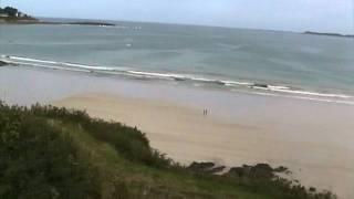 La plage des Curés...près de Plestin les Grêves...