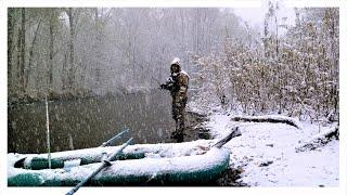 Рыба кишит под ногами Рыбалка на горной реке Хариус ленок таймень Рыбалка на спиннинг и удочку