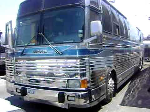 Prevost Motorhome Conversion Bus