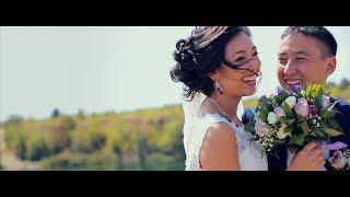 Веселый и свадебный свадебный клип. Оренбург. Орен. 89096003215 Свадебный ролик