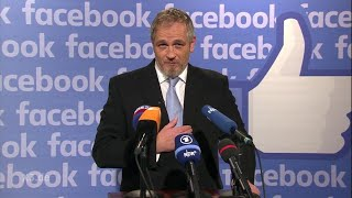 Torsten Sträter: Pressesprecher von Facebook