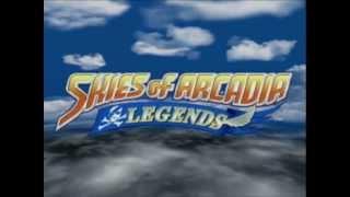 Skies of Arcadia Legends Opening