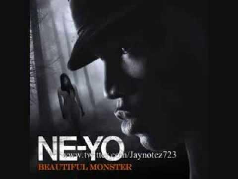 YouTube- Ne-Yo - Beautiful Monster instrumental w/ lyrics ...