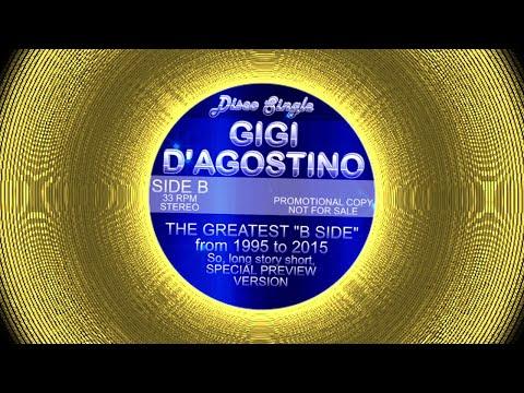 Gigi D'Agostino - Buena Onda (preview) - B side 1995-2015
