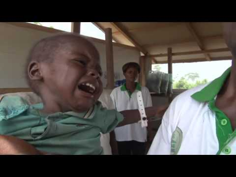 DR Congo: Refugees from the Central African Republic