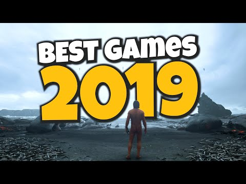 Top 10 Best NEW Upcoming Games 2019 [Fall/Holiday]