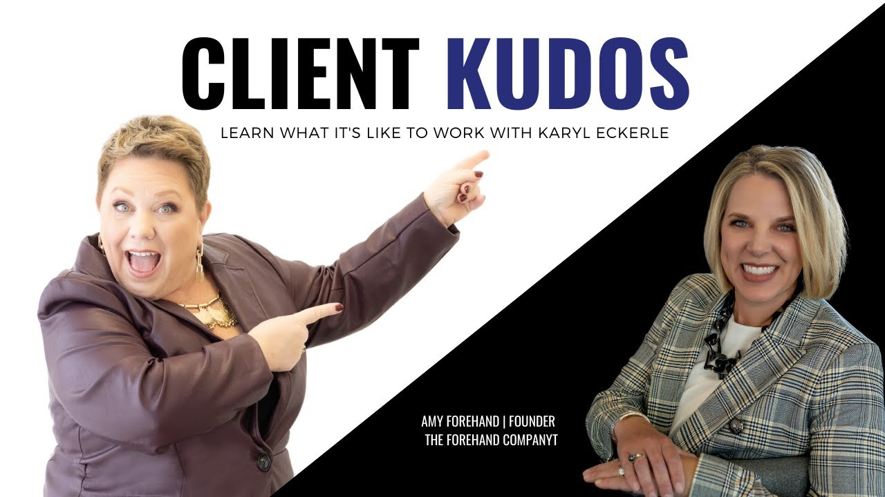 Client Kudos: Amy Forehand shares the scoop (IMAGE IMPACT TESTIMONIAL)