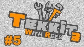 Tekkit Classic - Episode 5: Power Hungry!